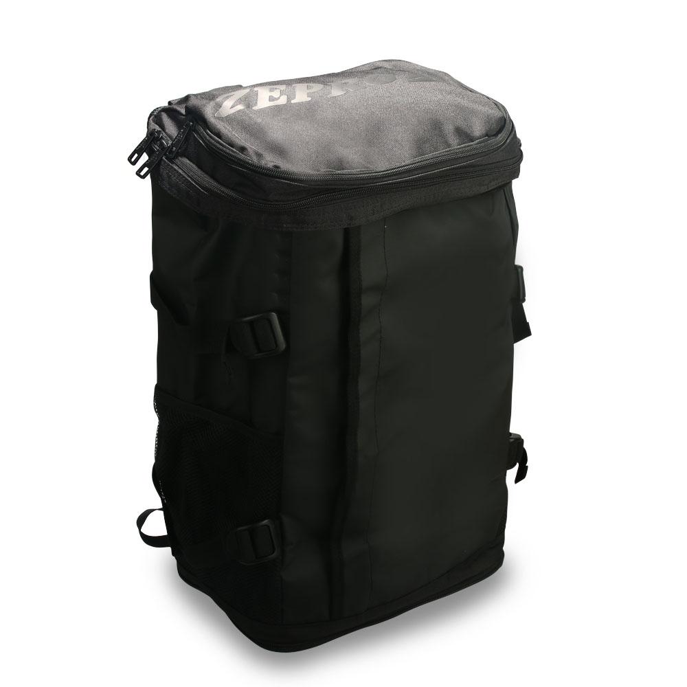【ZEPRO】潮流跑步運動裝備包-潮流黑