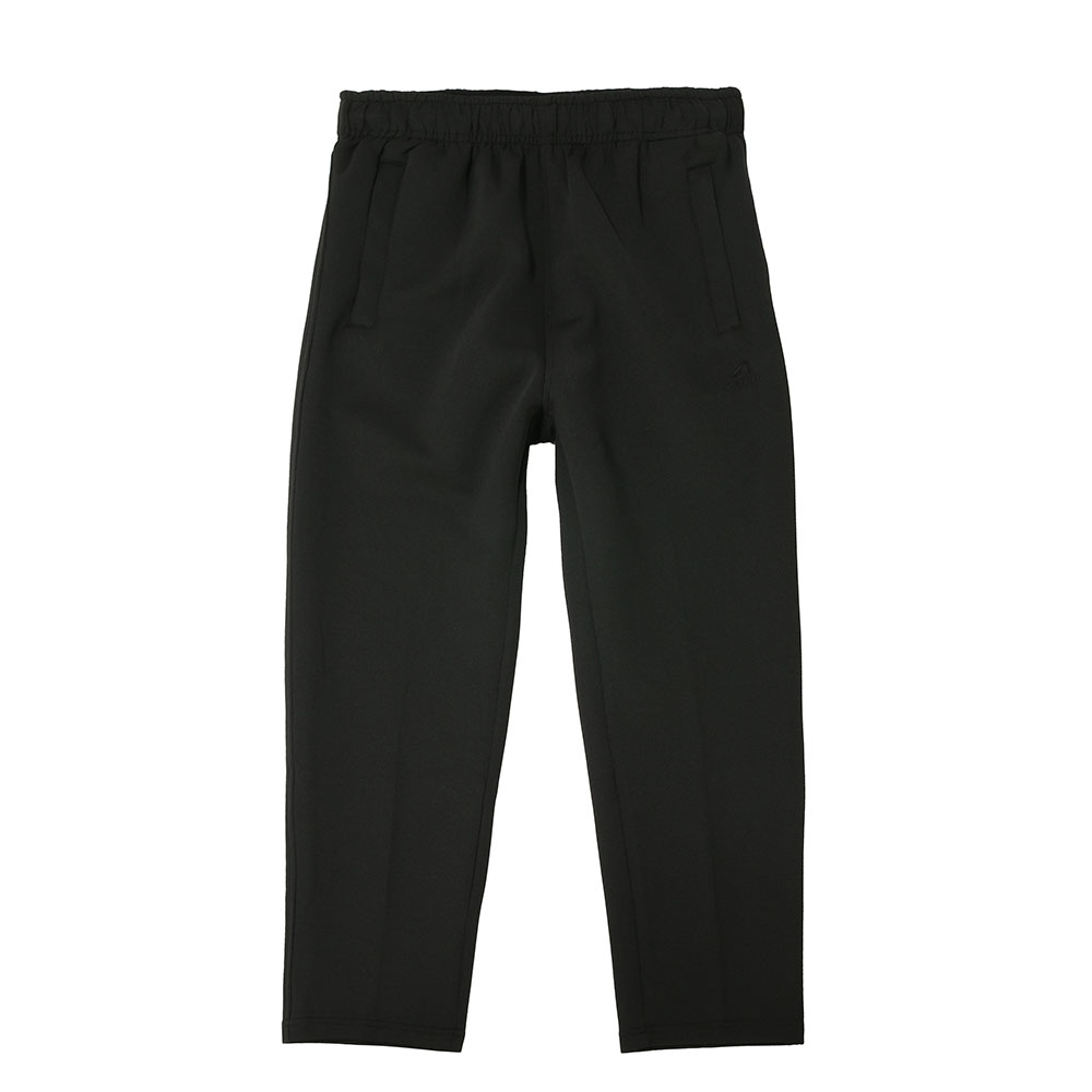 【ZEPRO】兒童百搭休閒長褲-經典黑