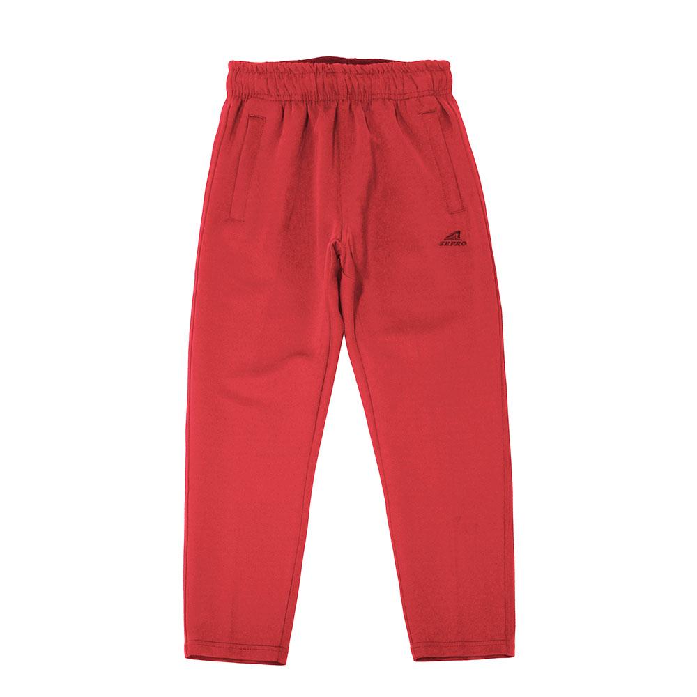 【ZEPRO】兒童百搭休閒長褲-珊瑚粉