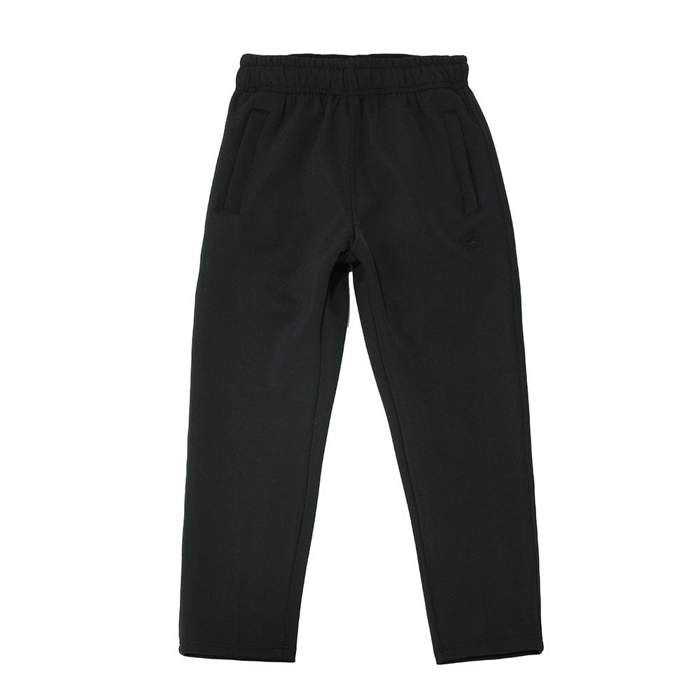 【ZEPRO】兒童雙口袋休閒長褲-經典黑