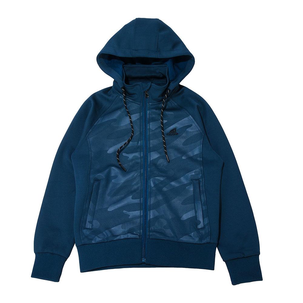 【ZEPRO】兒童經典百搭休閒外套-藍綠