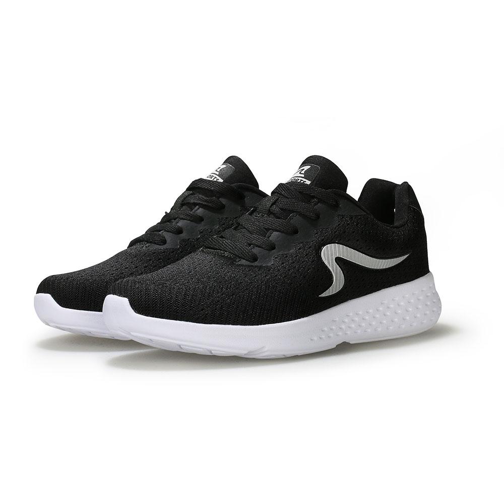 【ZEPRO】男子LIGHTRUN躍跑系列運動輕量跑鞋-經典黑