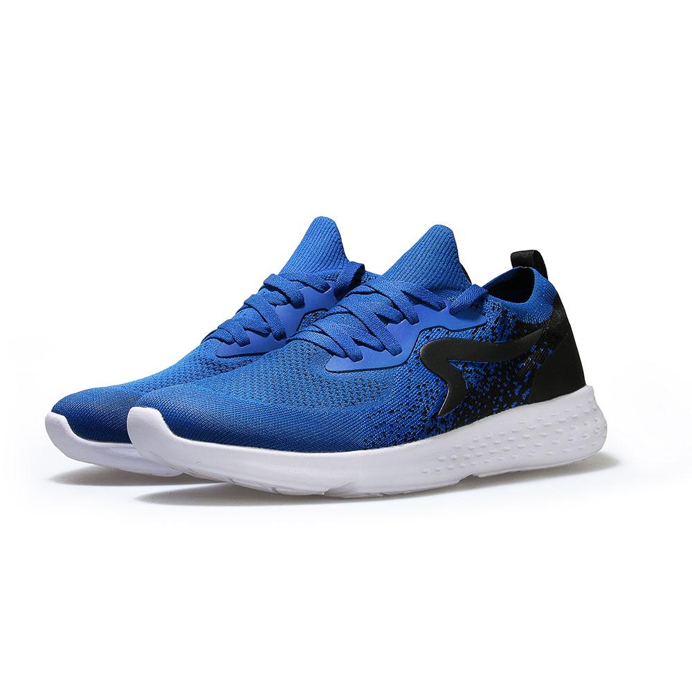 【ZEPRO】男子運動時尚健走鞋-湛藍色