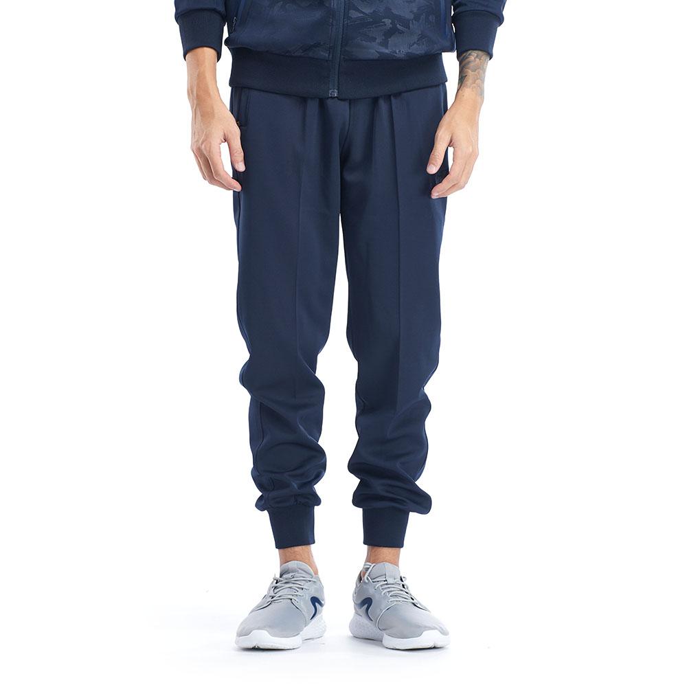 【ZEPRO】男子率性縮口休閒長褲-海軍藍