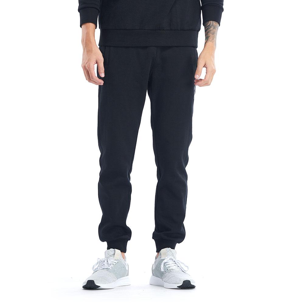 【ZEPRO】男子經典百搭休閒長褲-低調黑