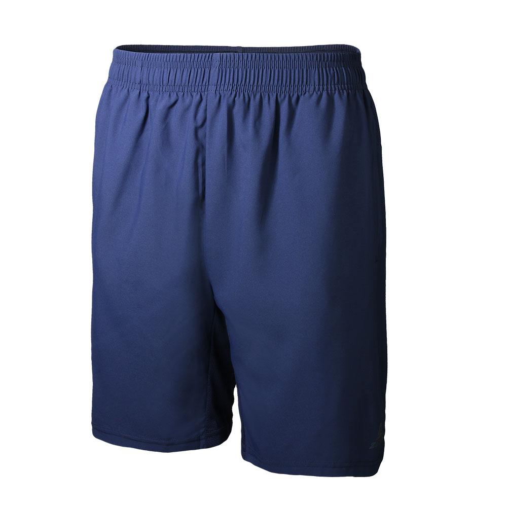 【ZEPRO】男子酷玩排汗運動短褲-深藍