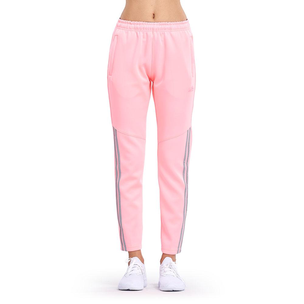 【ZEPRO】女子經典滾邊休閒長褲-粉色
